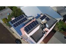 Energia Solar Residencial 6,89 kWp 26 módulos Taquaruçu do Sul