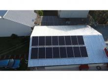 Energia Solar Residencial 4,24 kWp 16 módulos SC