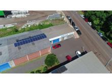 Energia Solar Comercial 8 kWp 25 módulos São Miguel do Oeste SC