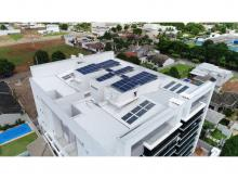 Energia Solar Residencial 15,68 kWp 49 módulos Sorriso MT