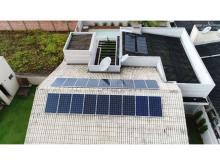 Energia Solar Residencial 4,77 kWp 18 módulos Sorriso MT