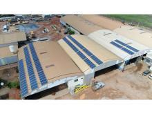 Energia Solar Industrial 49,28 kWp 154 módulos Sorriso MT
