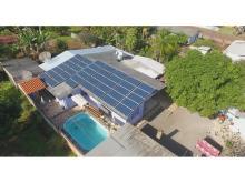 Energia Solar Residencial 12,80 kWp 40 módulos Capanema Paraná