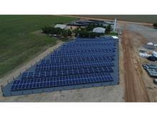 Energia Solar Industrial 171,60 kWp 520 módulos MT