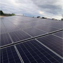 Energia Solar Comercial 56,76 kWp 172 módulos Caçu Goiás