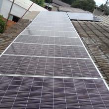 Energia Solar Residencial 5,76 kWp 18 módulos Corbélia Paraná