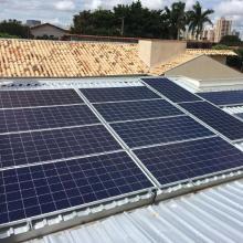 Energia Solar Residencial 5,28 kWp 16 módulos Campo Grande MS