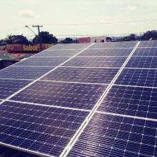 Energia Solar Comercial 27,38 kWp 74 módulos Goiânia Goiás