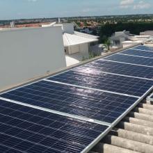 Energia Solar Residencial 7,92 kWp 24 módulos Cuiabá MT