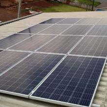 Energia Solar Residencial 4,80 kWp 15 módulos Vera Cruz do Oeste