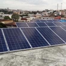 Energia Solar Residencial 5,12 kWp 16 módulos Irati Paraná