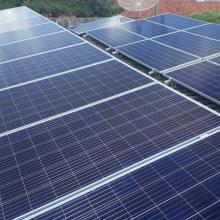 Energia Solar Residencial 7,04 kWp 22 módulos Itarumã Goiás