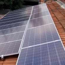 Energia Solar Residencial 5,28 kWp 16 módulos Santo André SP
