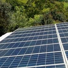Energia Solar Rural 7,26 kWp 22 módulos Erval Grande RS