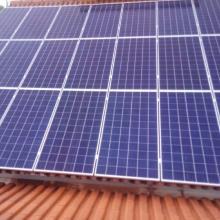 Energia Solar Comercial 28,16 kWp 88 módulos Montividiu Goiás