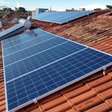 Energia Solar Residencial 7,92 kWp 24 módulos Luz Minas Gerais