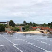 Energia Solar Comercial 39,60 kWp 120 módulos Rio Verde Goiás