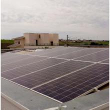 Energia Solar Residencial 3,96 kWp 12 módulos Patos de Minas MG