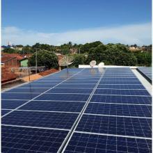 Energia Solar Comercial 19,80 kWp 60 módulos Pereira Barreto SP