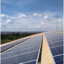 Energia Solar Industrial 45,44 kWp 142 módulos Rondonópolis MT