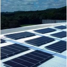 Energia Solar Industrial 34,04 kWp 92 módulos SC