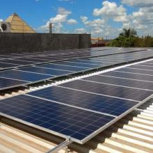 Energia Solar Comercial 44,88 kWp 136 módulos SP