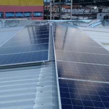 Energia Solar Comercial 7,92 kWp 24 módulos Taubaté São Paulo
