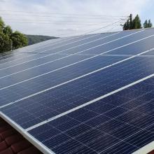 Energia Solar Residencial 6,60 kWp 20 módulos Itarumã Goiás