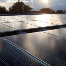 Energia Solar Comercial 30,72 kWp 96 módulos Lorena São Paulo
