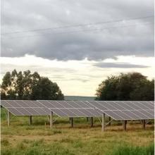 Energia Solar Rural 88,80 kWp 240 módulos GO