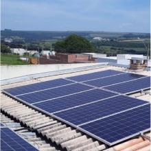 Energia Solar Residencial 5,12 kWp 16 módulos Jataí Goiás