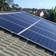 Energia Solar Residencial 3,20 kWp 10 módulos Jataí Goiás