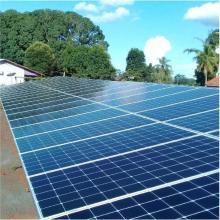 Energia Solar Rural 53,28 kWp 144 módulos Tangará da Serra MT