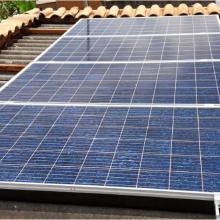 Energia Solar Residencial 1,28 kWp 4 módulos Cláudio MG