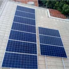 Energia Solar Residencial 3,20 kWp 10 módulos Patos de Minas MG