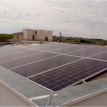 Energia Solar Residencial 3,84 kWp 12 módulos Patos de Minas MG