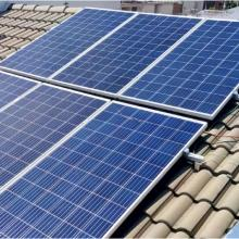 Energia Solar Residencial 1,92 kWp 6 módulos Patos de Minas MG