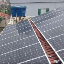 Energia Solar Comercial 19,20 kWp 60 módulos Nerópolis Goiás