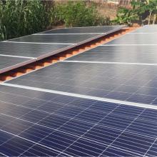 Energia Solar Residencial 4,48 kWp 14 módulos Glória D'oeste MT