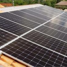 Energia Solar Residencial 5,76 kWp 18 módulos Cuiabá MT