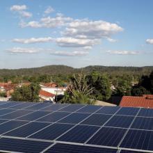 Energia Solar Comercial 20,46 kWp 62 módulos Darcinópolis TO
