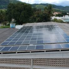 Energia Solar Comercial 33 kWp 100 módulos Alagoa Grande Paraiba