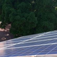 Energia Solar Residencial 9,60 kWp 30 módulos Porto Esperidião