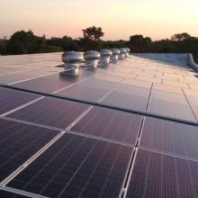 Energia Solar Comercial 55,04 kWp 172 módulos Cuiabá MT
