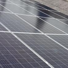 Energia Solar Comercial 16 kWp 50 módulos Curitiba Paraná