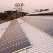Energia Solar Rural 25,60 kWp 80 módulos Guarapuava Paraná
