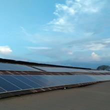 Energia Solar Industrial 106,26 kWp 322 módulos Alta Floresta MT