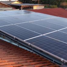 Energia Solar Residencial 6,40 kWp 20 módulos Sete Quedas MS