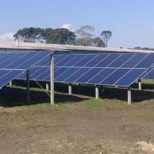 Energia Solar Rural 18,48 kWp 56 módulos Itaiópolis SC