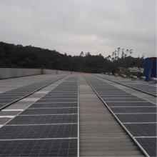 Energia Solar Industrial 71,68 kWp 224 módulos Gaspar SC